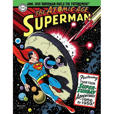 Superman: The Atomic Age Sundays Volume 3 (1956-1959) - Fat Man Atomic