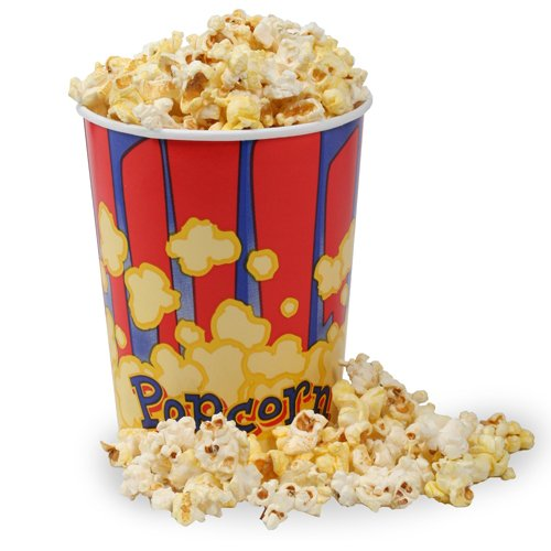 Great Northern Popcorn 100 Movie Theater Popcorn Bucket 32 Ounce (OZ)