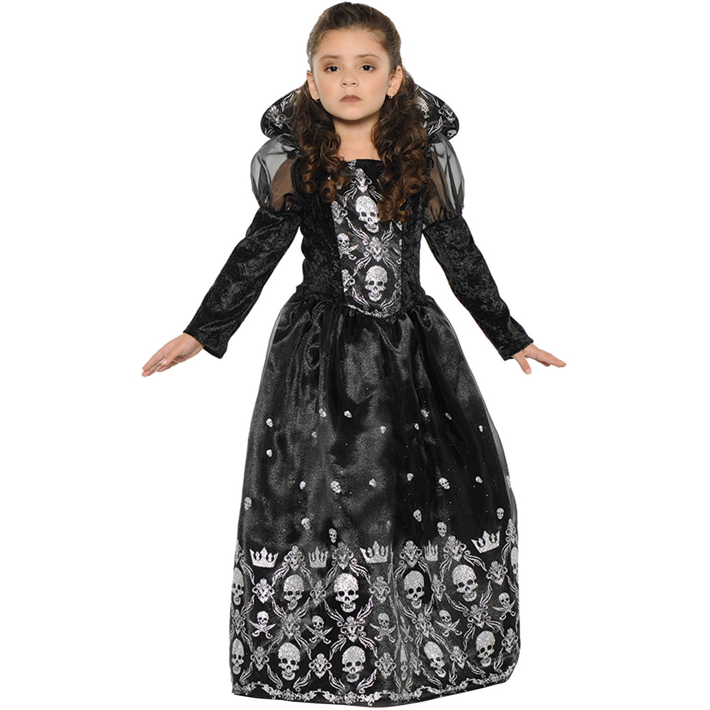 Dark Princess Girls Child Halloween Costume by Generic