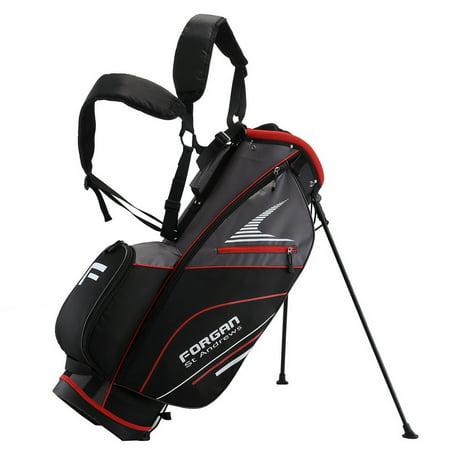 Lightweight Golf Stand Bags (Forgan of St Andrews Super Lightweight Golf Stand Carry Bag )