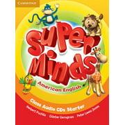 Super Minds American English Starter Class Audio Cds