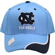 99d496e81 NCAA North Carolina Tar Heels One-Fit Adjustable Velcro Two Tone Swirl Hat  Blue