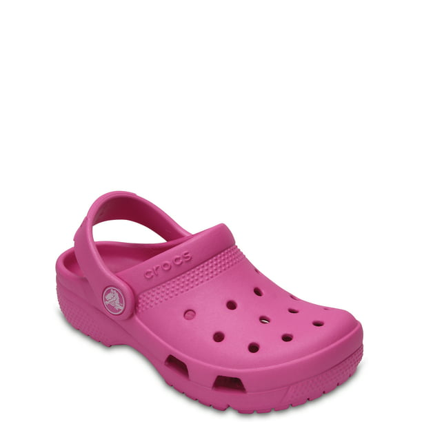 Crocs Unisex Junior Coast Clogs (Ages 7+)