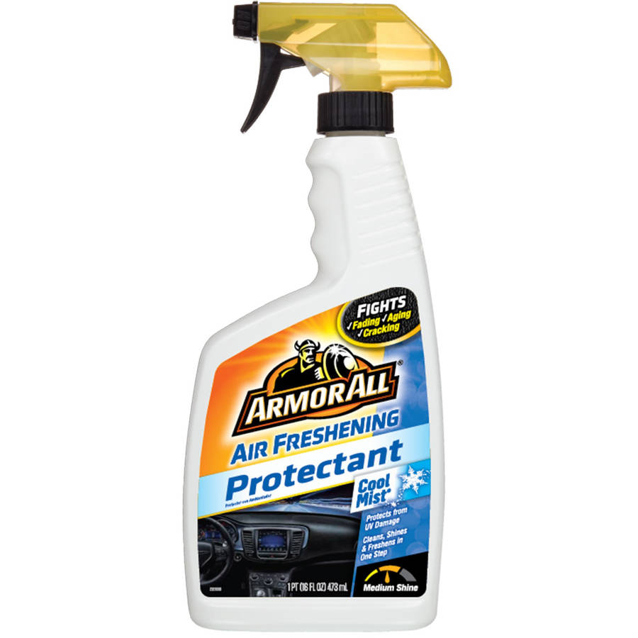 Armor All Scented Protectant, Cool Mist, 16 Ounce