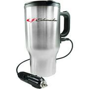 Schumacher 12V Stainless Steel Travel Mug, 1228