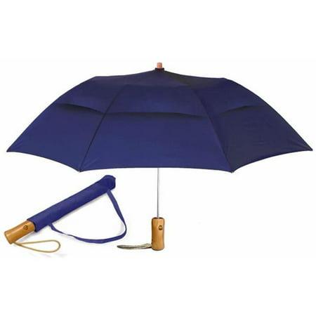 Stromberg 48EZF - V - NAVY Vented Grand Traveler Umbrella -pack of