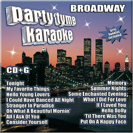 Its Party Time (PARTY TYME KARAOKE: BROADWAY /)