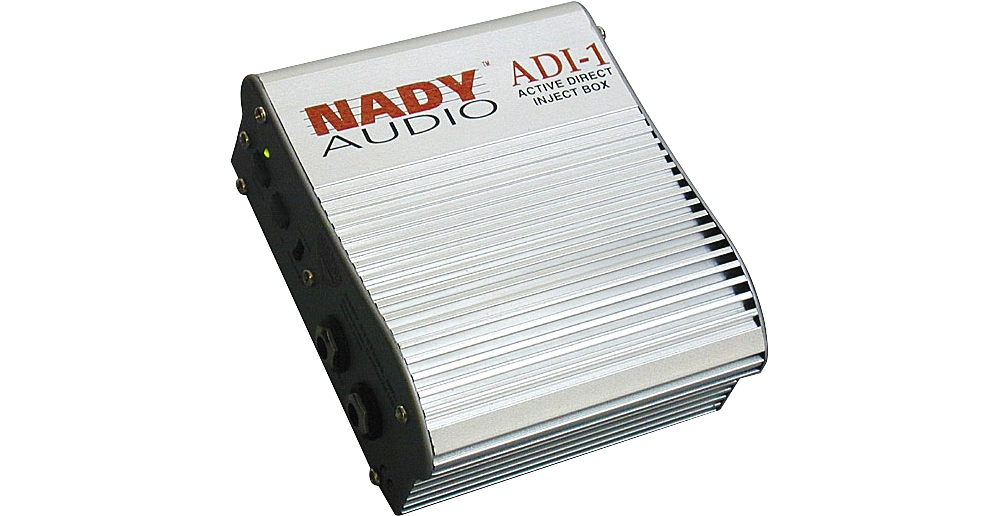 Nady ADI-1 Active Direct Box by Nady