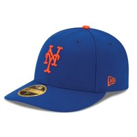 New York Mets New Era Authentic Collection On Field Low Profile Game 59FIFTY Fitted Hat - Royal