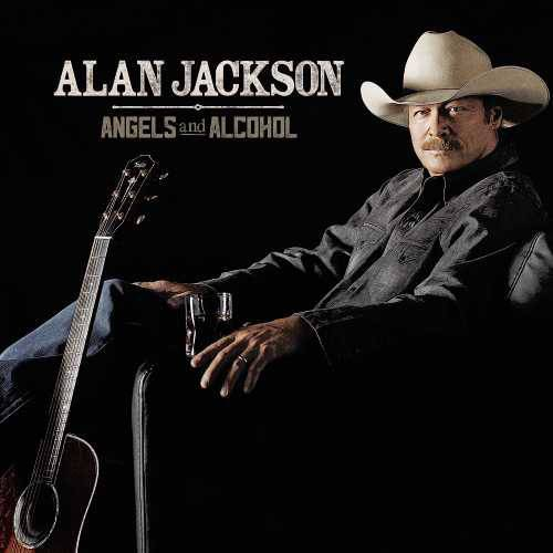 Alan Jackson - Angels And Alcohol (CD)