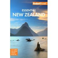 Fodor's Essential New Zealand (Paperback)