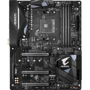 GIGABYTE GA-AX370-GAMING 5 X370 MAX-64GB ATX PCIE ALC 1220 HDMI LAN LED