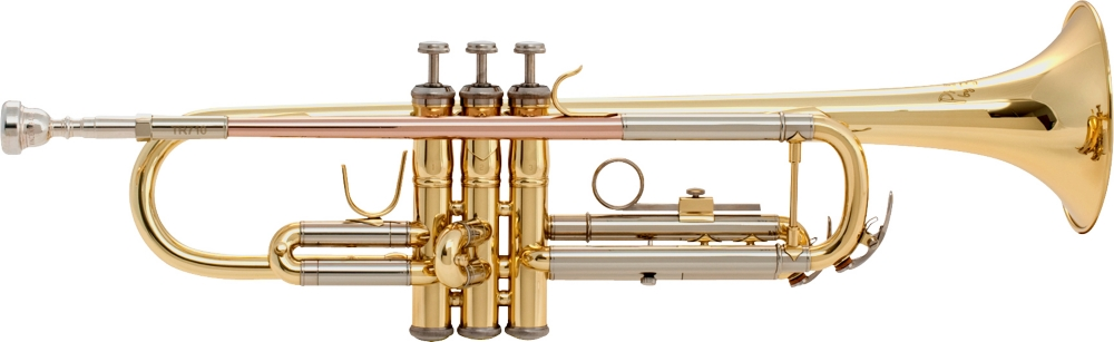 Prelude TR711 Bb Lacquered Student Trumpet by Con Selmer