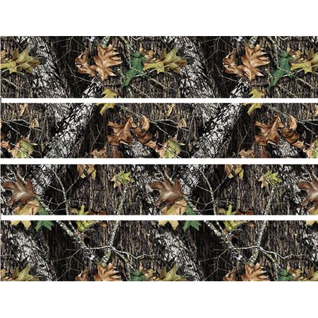 Real Tree RealTree camo edible cake strips cake topper decorations birthday - Camo Birthday Cake