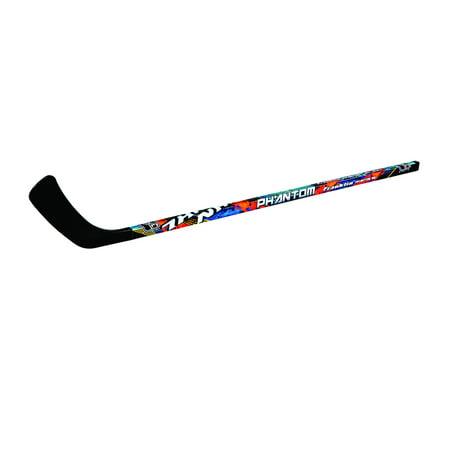 Franklin Sports NHL 1090 Phantom Street Hockey Stick, Right Shot