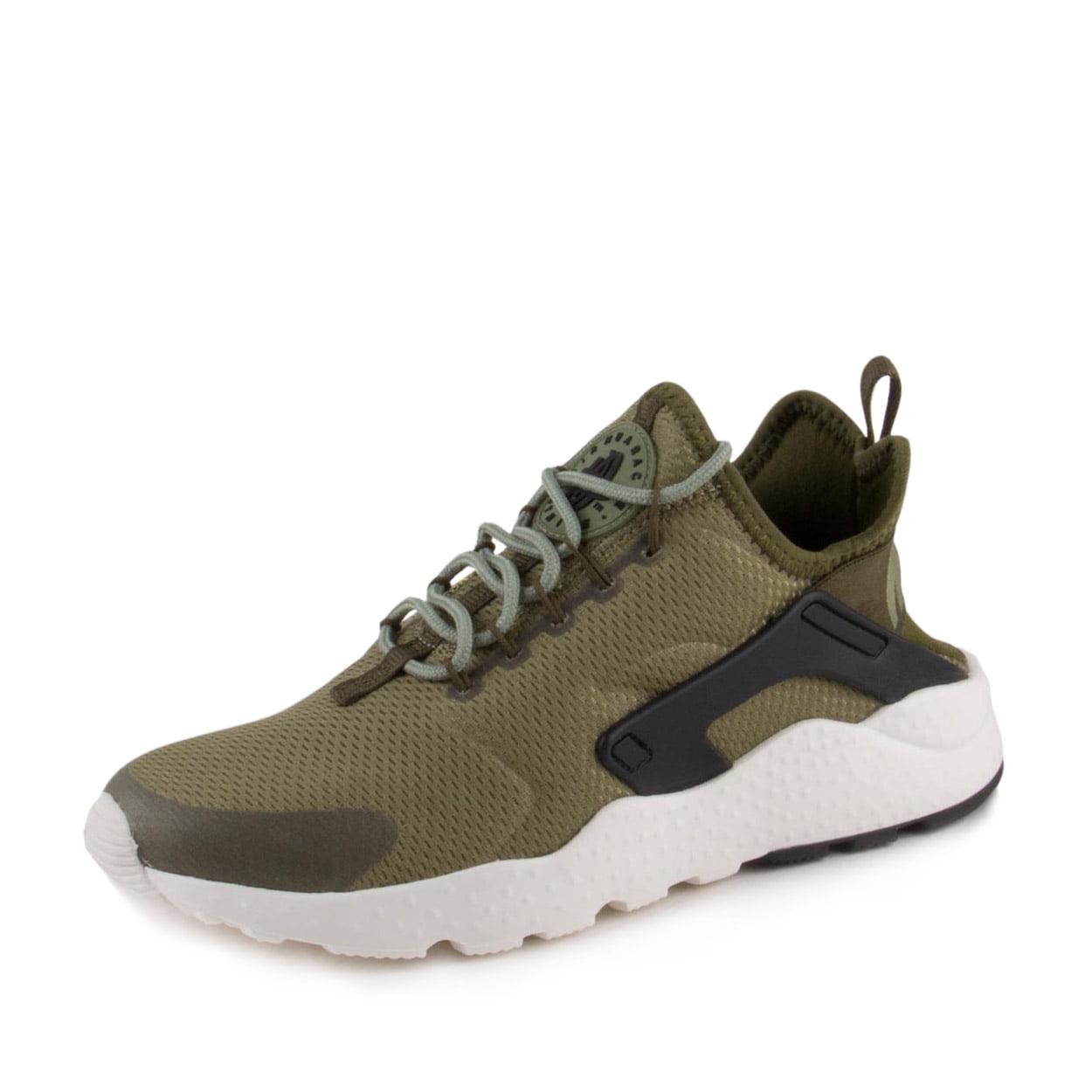 Nike Womens W Air Huarache Run Ultra Palm Green/Black 819151-303