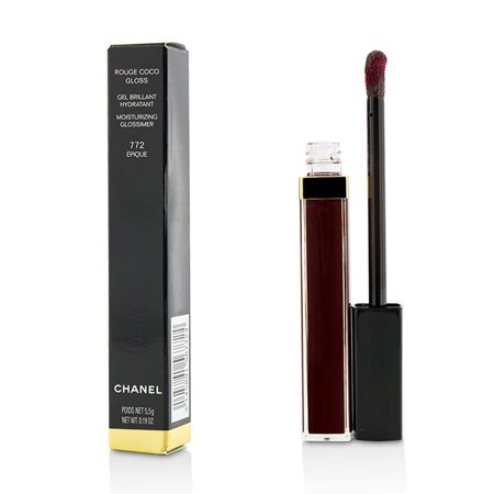 Chanel Rouge Coco Gloss Moisturizing Glossimer - # 772 Epique 0.19 oz Lip Gloss