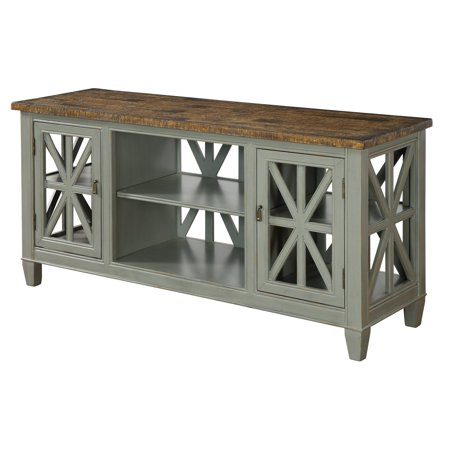 Coast to Coast Biscayne 60 in. TV Stand – Gray