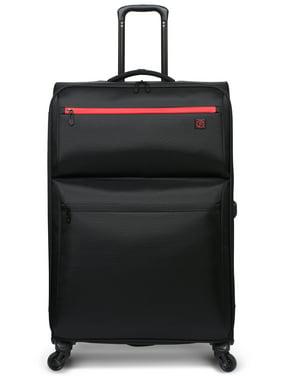 "Protege Trulite 30"" Lightweight Luggage, Black"