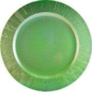 PLATE DINNER 11IN CABIN WHITE