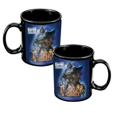 Star Wars The Empire Strikes Back Coffee Mug Episode V 12 Ounces
