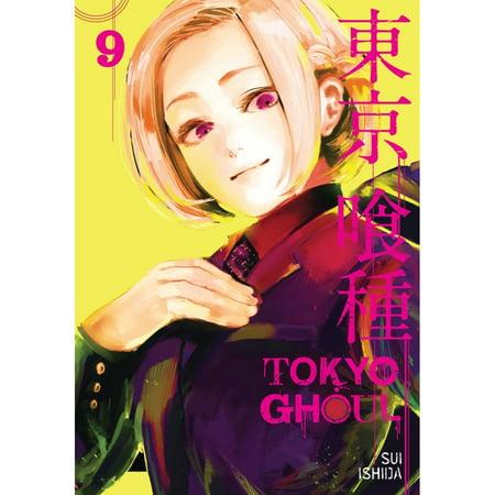 Tokyo Ghoul 9