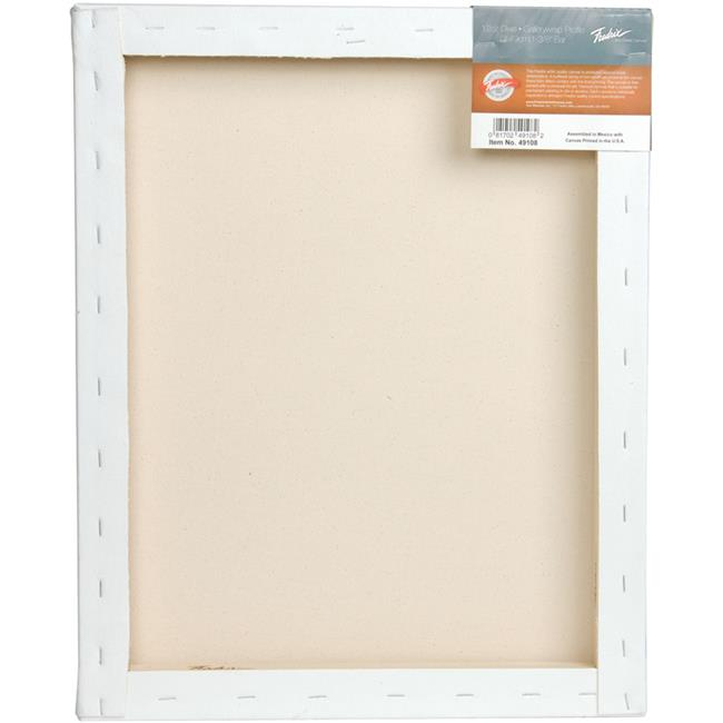 16 by 20-Inch Fredrix 3217 Canvas Panels 3-Pack