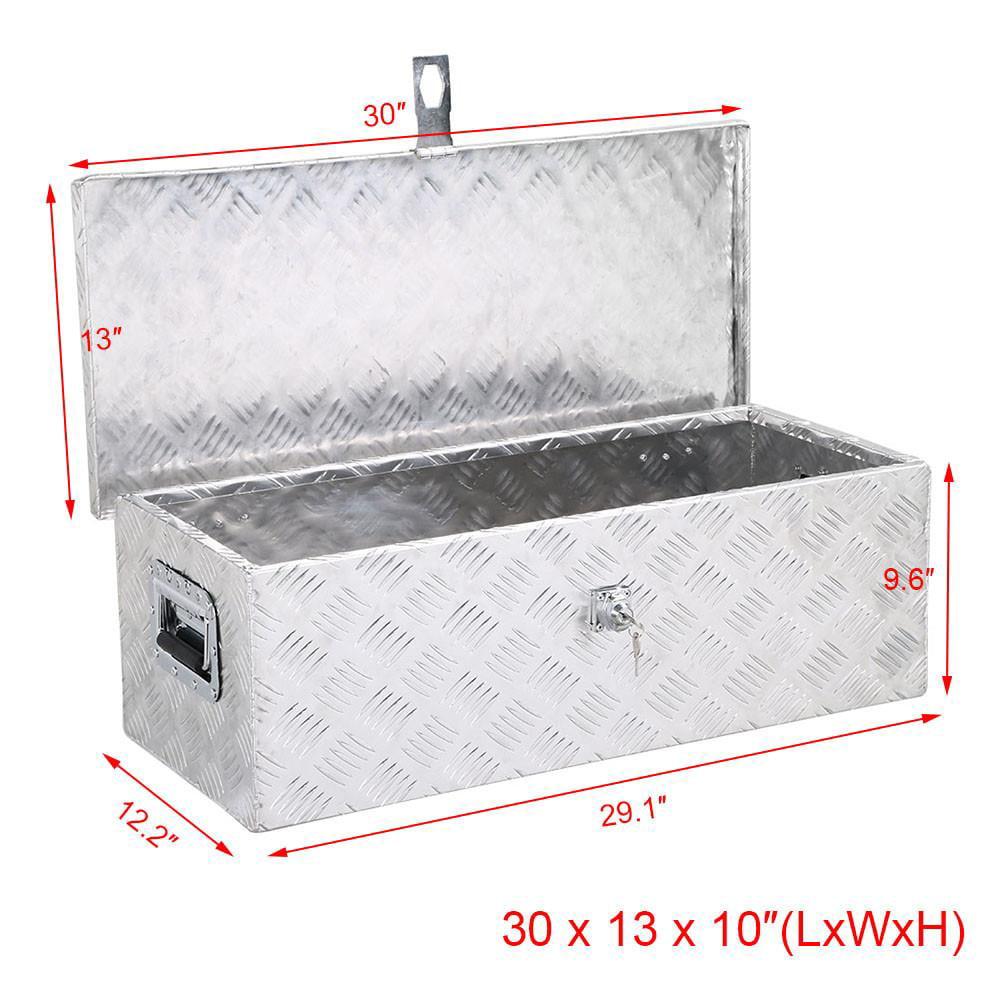 Pickup Truck Underbody Bed Tool Box