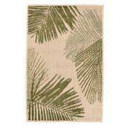 Liora Manne Terrace 1792/66 Palm Green Area Rug 39 Inches X 59 Inches