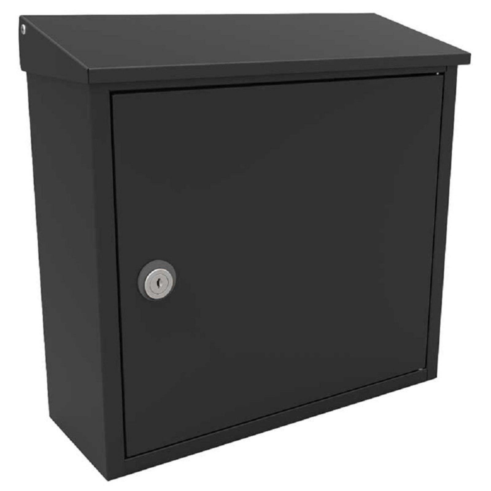 Allux Series Mailboxes Allux 400 Locking Mailbox by Qualarc