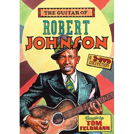 THE GUITAR OF ROBERT JOHNSON (3-DVD SET) [DVD] [2014]
