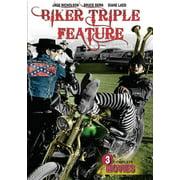 Biker Triple Feature (DVD) by