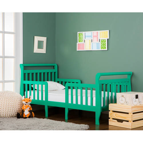 Dream On Me Emma 3-in-1 Convertible Toddler Bed, Choose Your Color