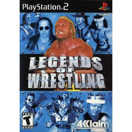 - Legends of Wrestling - PS2 Playstation 2 (Refurbished)