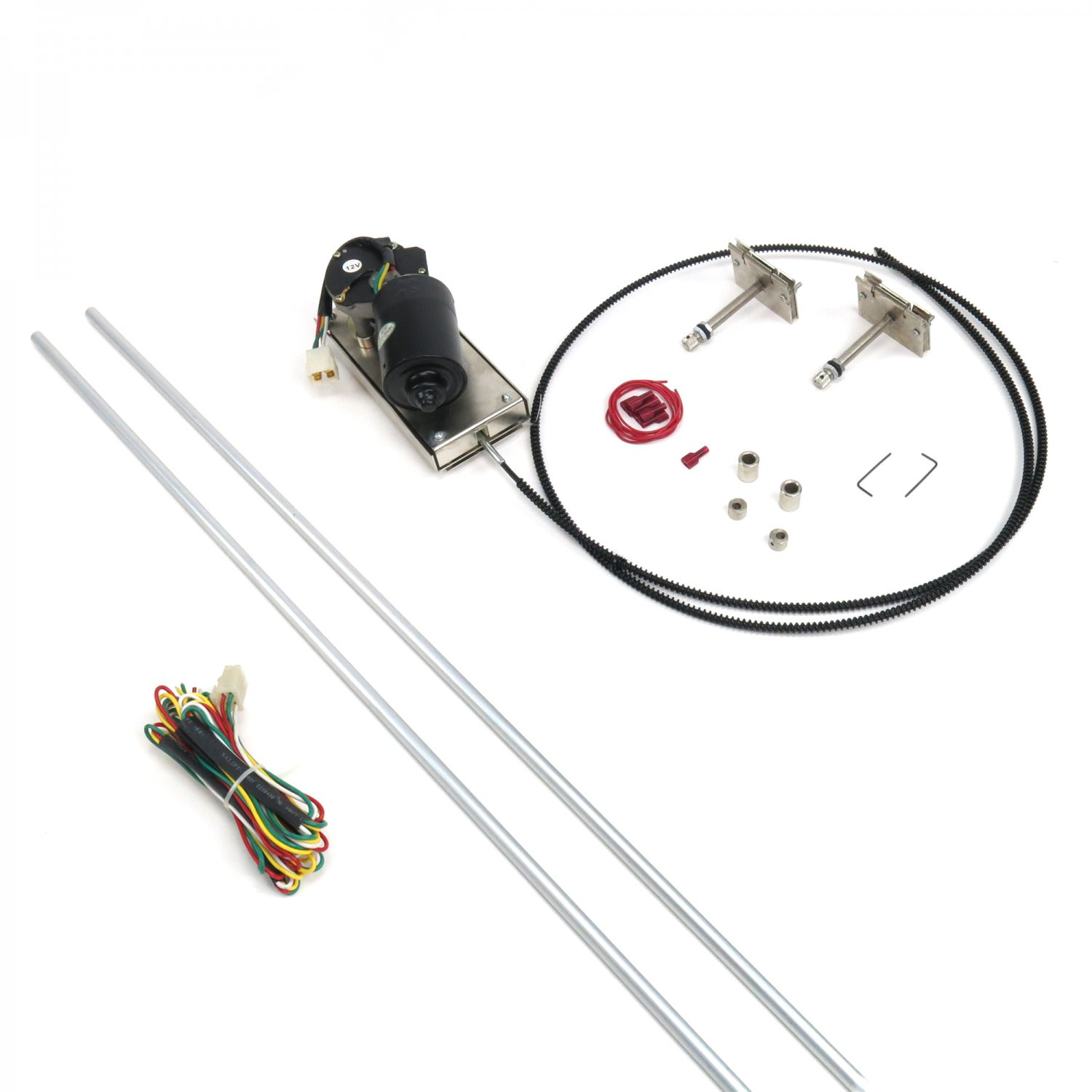 Autoloc 9865 Windshield Wiper Motor Kit