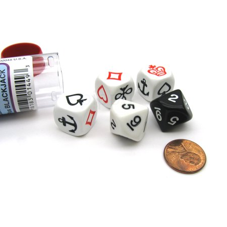 Game Instructions (Koplow Games Crown & Anchor Dice Game with 5 Dice Travel Tube and Gaming Instructions #01449 )