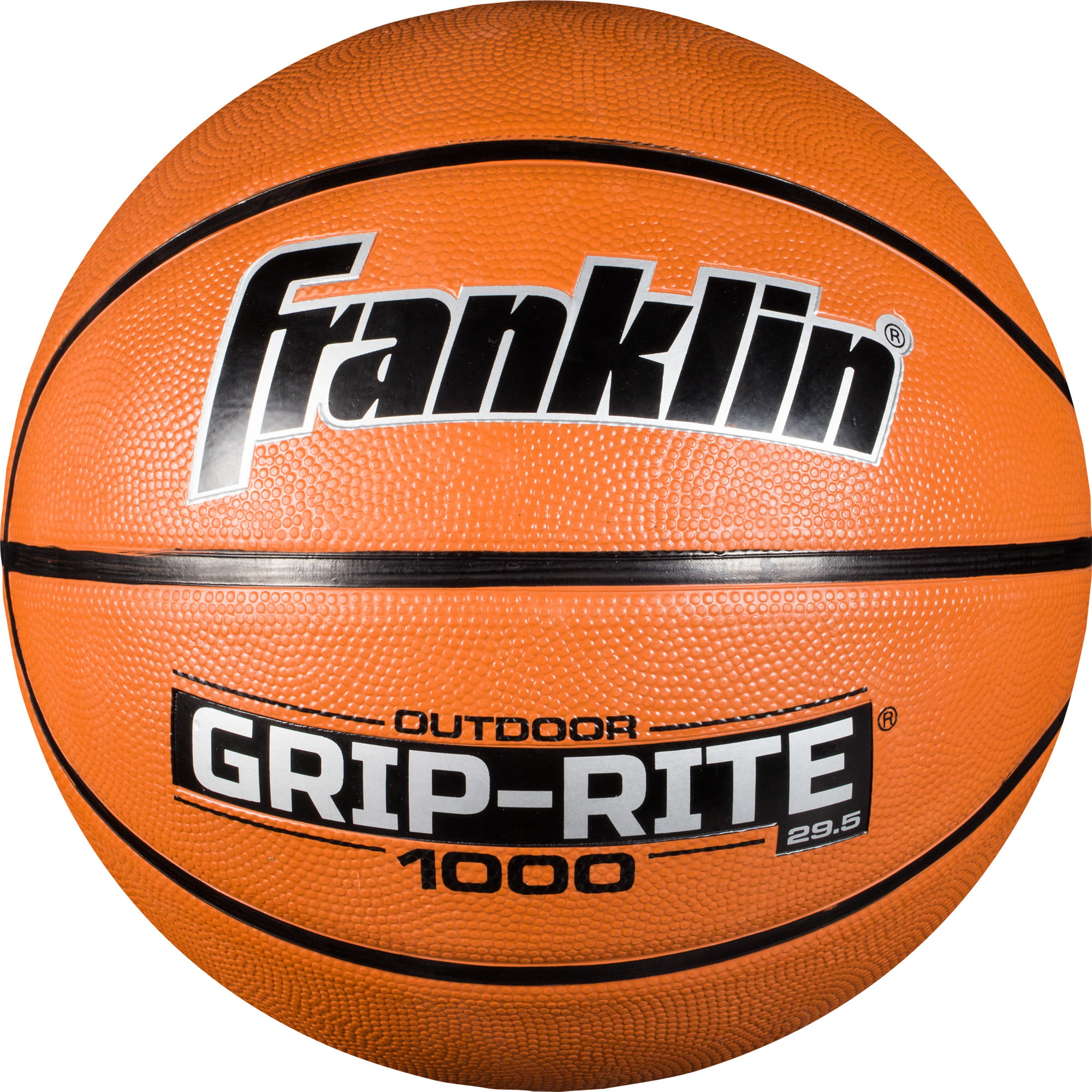 """Franklin Sports Grip-Rite 1000 Official 29.5"""" Basketball-Brown"""