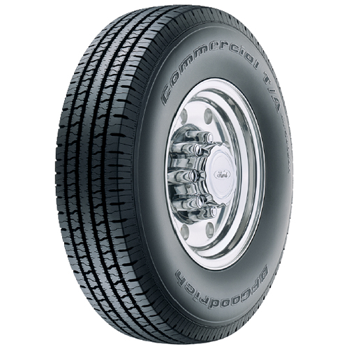 BFGoodrich Commercial T/A All-Season Tire LT265/75R16/E 123/120Q
