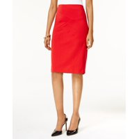 b73f7f9663 Product Image Grace Elements Women's Seamed Pencil Skirt (Scarlet Sage, ...