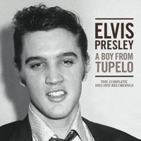 A Boy From Tupelo: The Complete 1953-1955 Recordings (CD)
