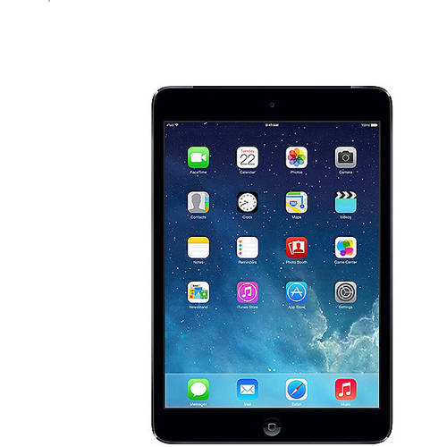 Apple iPad mini 16GB with Wi-Fi (Black)