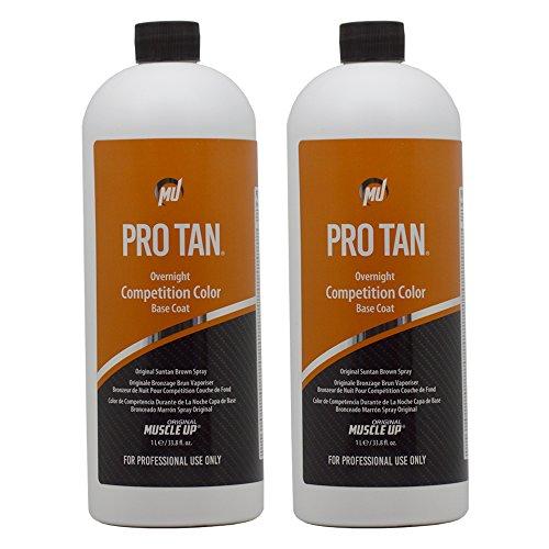 Pro Tan Overnight Competition Color Base Coat Original Su...