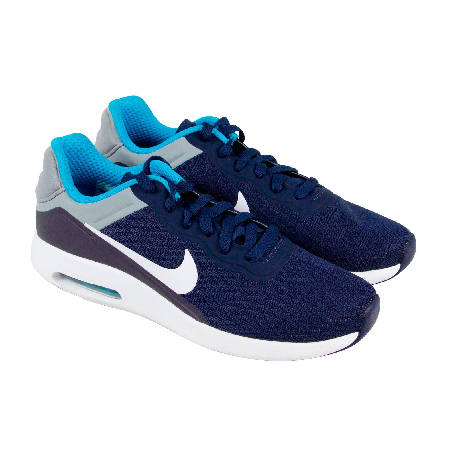 3ff148ecb694 Nike - Nike Nike Air Max Modern Se Mens Blue Mesh Athletic Lace Up ...