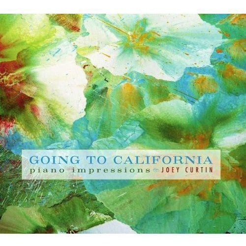 Joey Curtin - Going to California [CD]