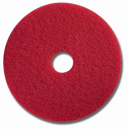 Red Buffing Pad (#QCF-REDPAD) - Brand New - 20