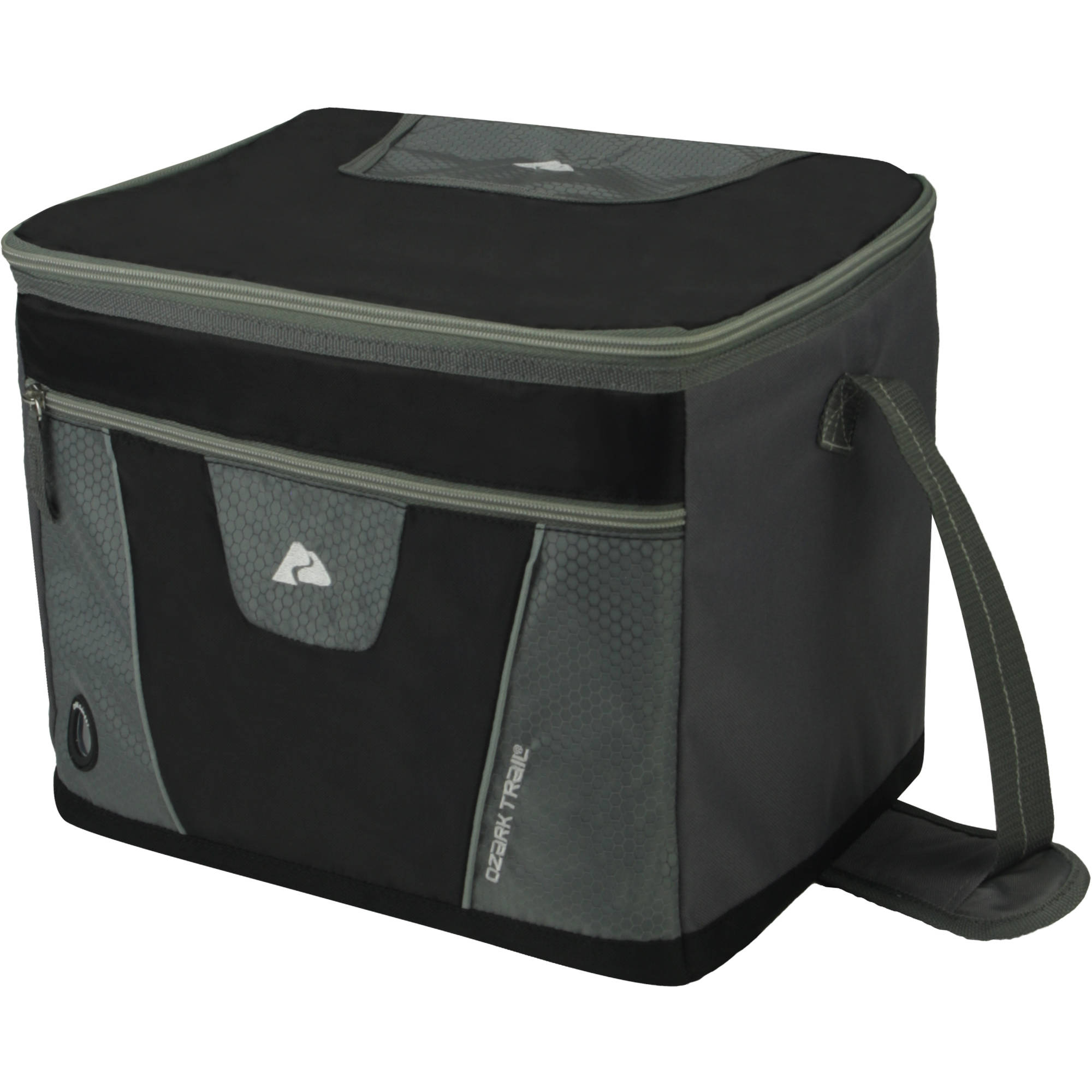 Ozark Trail 24-Can Collapsible Cooler with Cold Sensor