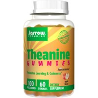 Jarrow Formulas Theanine Gummies Promotes Learning & Calmness, 60 Count