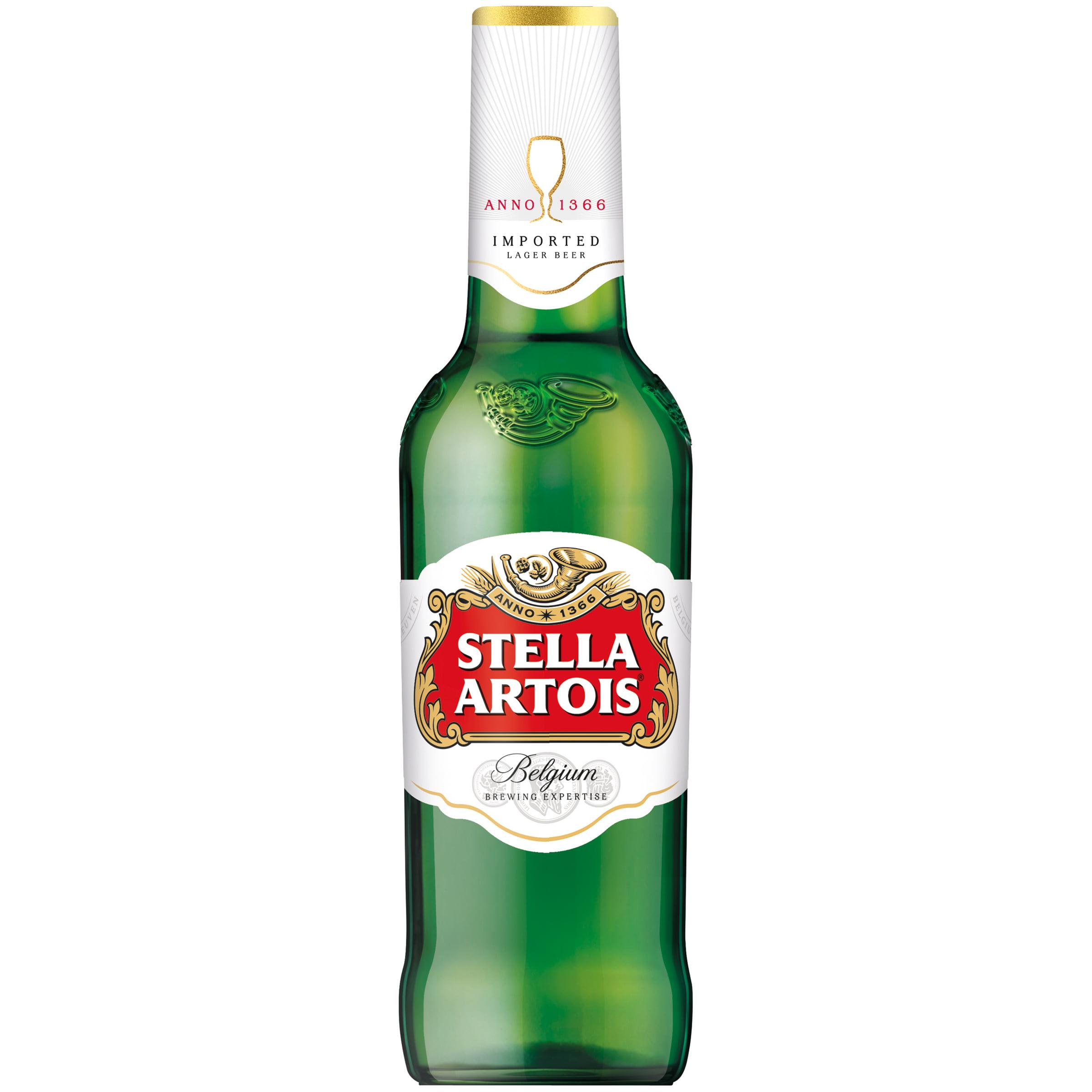 Stella Artois® Lager, 22 fl. oz. Bottle