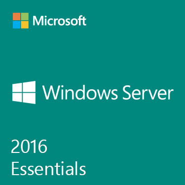 Microsoft Windows Server Essentials 2016 � 25 Users by Microsoft