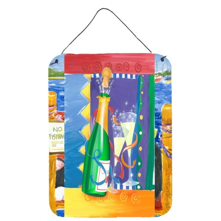 New Years Celebration Toast Wall or Door Hanging Prints